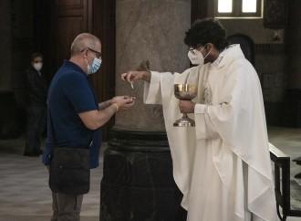L'8 settembre della Chiesa: vaccinati e proni allo Stato