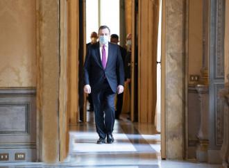Doroteo, incerto e oscillante: si sgonfia il mito di Draghi