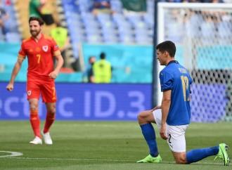 In ginocchio da Lukaku. L'Italia e il compromesso codardo