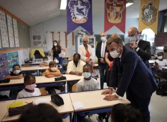 Le parentali azzoppate grazie a una bugia di Macron