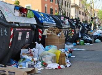 Rifiuti a Roma, un caos figlio di amministrazioni scellerate