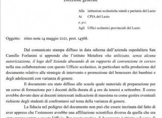 Gender a scuola, il grande pasticcio nel Lazio