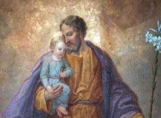 San Giuseppe, maestro dei contemplativi