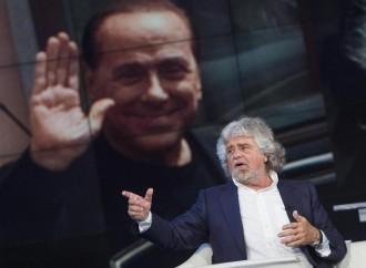 Grillo, Silvio e la distruzione delle proprie creature