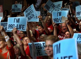 C'è un paese senza aborti? Sì ed è pure negli Usa