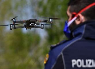 Il Garante: «Basta Grande Fratello con i droni»