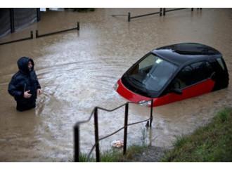 Roma, contro l'alluvione più lavori verdi meno green economy