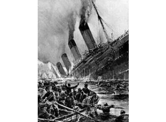 Il Titanic, che sfidò l'ira del Cielo