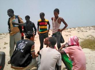 In aumento del 50% nel 2018 il numero degli emigranti diretti in Yemen