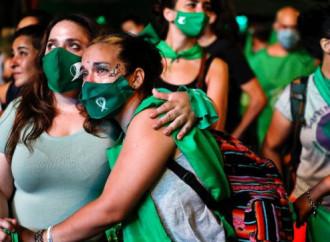 L'Argentina ha legalizzato l'aborto