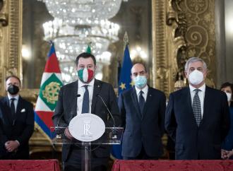 """Il centrodestra di governo si scopre """"chiusurista"""""""