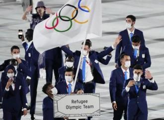 A Tokyo c'è anche la squadra olimpica dei rifugiati