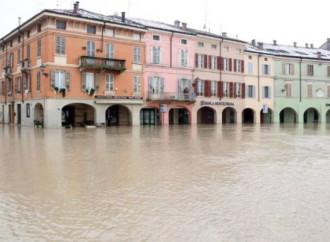 Riscaldamento globale non fa rima con alluvione