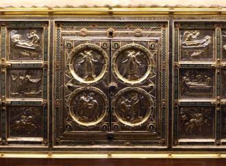 Un capolavoro custodisce le reliquie di sant'Ambrogio