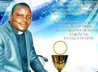 Ucciso un sacerdote in Nigeria