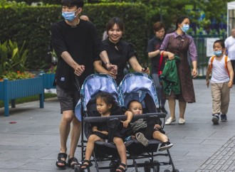 La Cina alle prese con la crisi demografica