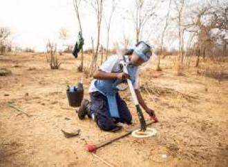 In Angola le mine antiuomo continuano a fare paura