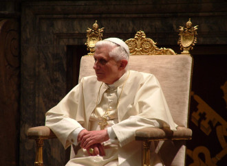 Solo Benedetto XVI difendeva l'Occidente