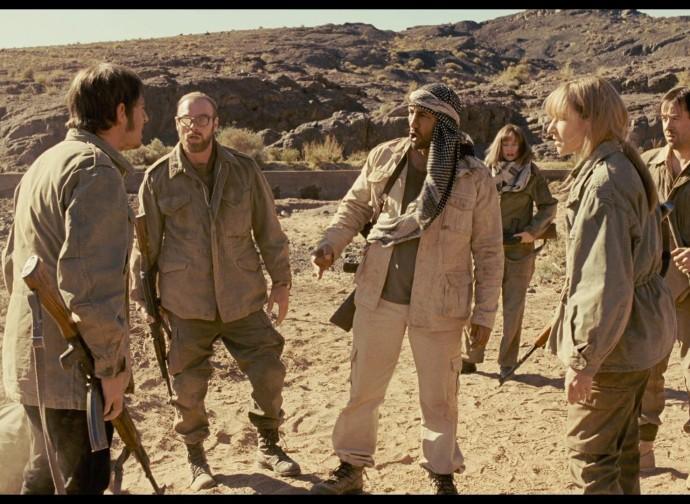 La banda Baader Meinhof, una scena del film