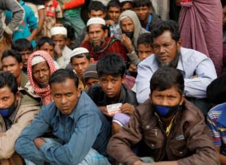 I rifugiati birmani in Bangladesh non vogliono tornare nel Myanmar