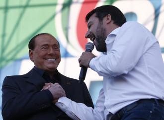 Giudici contro Salvini, come lo erano contro Berlusconi