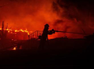 La California brucia, ma non è colpa del riscaldamento globale