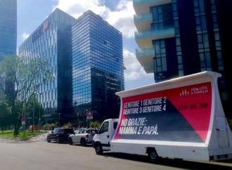 Camion vela vs Ddl Zan, per difendere la verità
