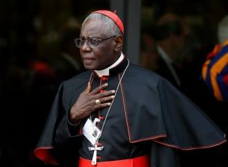 Guinea, la lettera del cardinal Sarah ai golpisti