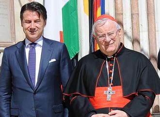 Soccorso CEI a Conte, così si diventa Chiesa di Stato