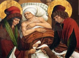 Da Cosma e Damiano a oggi, medici santi sulle orme di Gesù
