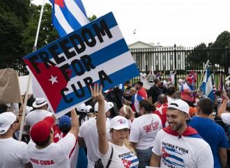 Gli Usa non sanno che fare delle proteste cubane