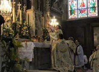 Una Messa e le ragioni d'amore: supplica degli abati
