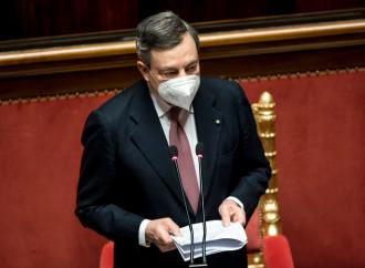 Governo Draghi, le premesse sono inquietanti