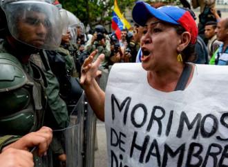 Covid in Venezuela: tra fame, repressione e omicidi