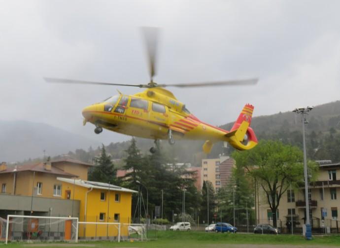 Elisoccorso nel Trentino