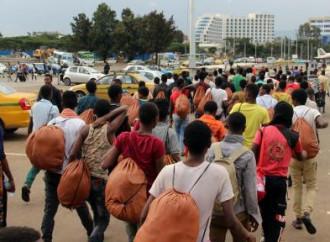 Migliaia di emigranti rimpatriati grazie all'Oim