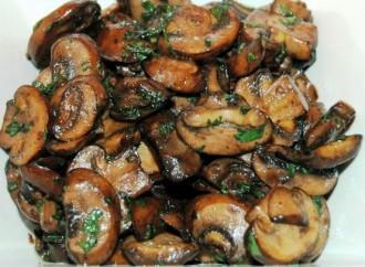 Funghi porcini trifolati