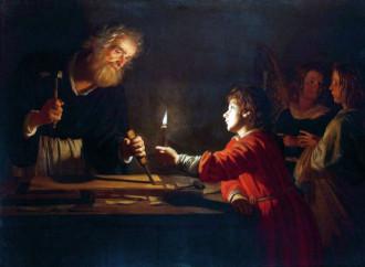 Nella bottega di Giuseppe, maestro di Gesù