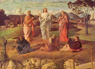 Trasfigurazione, spartiacque che ci apre al mistero