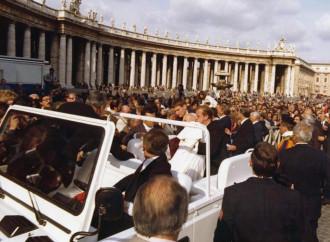 «Ecco come ho deviato la pallottola contro Giovanni Paolo II»