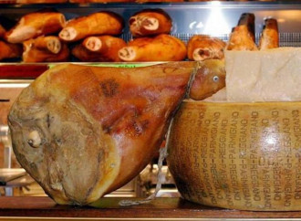 Prosciutto e grana, le inutili polemiche sulla dieta