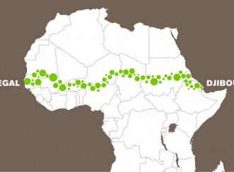 Nuovi fondi per la Grande Muraglia Verde in Africa