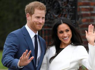 Il Principe e la sposa cattolica (divorziata)