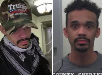 Membro dei Blm arrestato per le rivolte di Capitol Hill