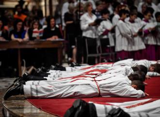 Preti sposati, una breccia nel cuore della Chiesa