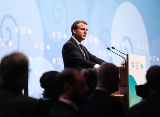 Macron dà ai signor nessuno l'onore di legiferare sul clima