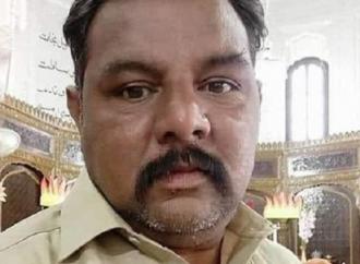 Nadeem Joseph, vittima dell'intolleranza religiosa in Pakistan