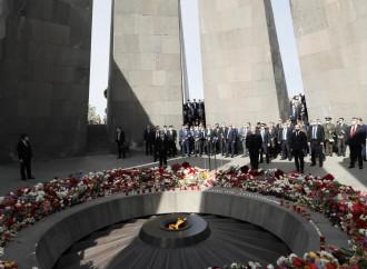 Biden riconosce il genocidio armeno. Il Vaticano non lo nomina
