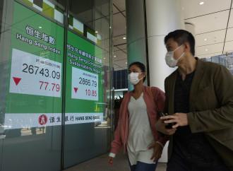 Il coronavirus ha fatto scoppiare la bolla finanziaria