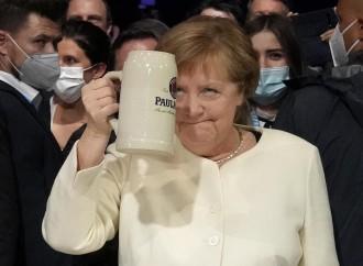 Fine dell'era Merkel, cristiana ma col cuore a sinistra